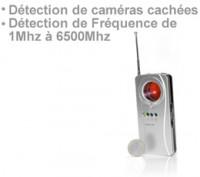 Détecteur de caméra multifonction
