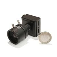Micro caméra filaire couleur CCD haute résolution 480 lignes jour/nuit avec objectif variable