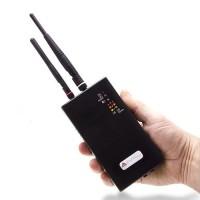 Détecteur de téléphone portable 2G, 3G, 4G WiFi et Bluetooth