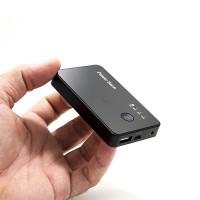 Caméra cachée 720P dans une batterie de secours pour Smartphone