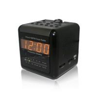 Radio réveil caméra cachée avec infra-rouge invisible