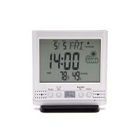 Thermomètre Horloge caméra cachée HD 1080P détection de mouvement longue autonomie