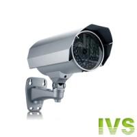 Caméra couleur waterproof infrarouge CCD 520 Lignes avec zoom intelligent