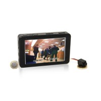 Kit micro enregistreur portable HD 1080p 500 Go avec micro caméra snake