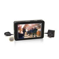 Kit micro enregistreur portable HD 1080p 500 Go avec caméra cachée type bouton & vis