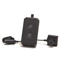 Kit complet caméra bouton & vis avec micro enregistreur audio video