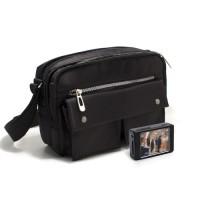Kit micro enregistreur audio vidéo portable avec sac caméra cachée