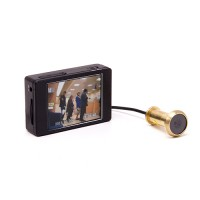 Kit micro enregistreur numérique avec caméra judas