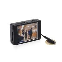 Kit micro enregistreur numérique avec une micro caméra d'inspection