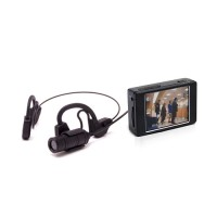 Kit micro enregistreur numérique portable avec caméra tactique