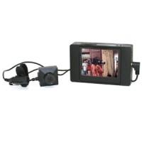 Kit micro enregistreur audio video portable avec caméra bouton 550 lignes