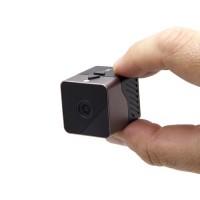Mini caméra Full HD 1080P longue autonomie avec détection de mouvement par capteur PIR, infrarouges invisibles, microSD 32 Go