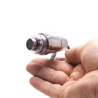 Caméra d'inspection étanche capteur Sony CCD 540 lignes LED blanche