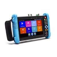 Testeur et scanner de caméra 4K max avec écran tactile 7 pouces
