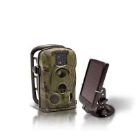 Kit caméra 12M autonome waterproof IR invisible et solaire