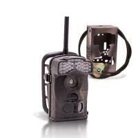 Dernière génération - Caméra de chasse alerte HD 720P envoi MMS e-mail IR avec box anti-vandale