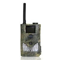 Caméra MMS / E-mail waterproof infrarouge autonome 5 Mégapixels avec détection de mouvement