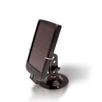 Chargeur solaire avec batterie interne 1500 mAH pour caméra de chasse XTC