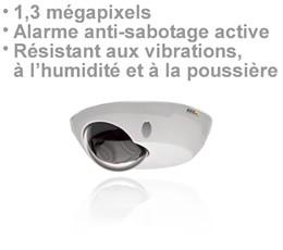 Caméra IP plate 1,3 megapixel