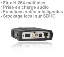 Encodeur vidéo stokage SDHC