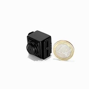 Micro caméra CCD couleur 420 lignes 0.5 lux pinhole