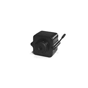 Caméra CMOS 380 lignes additionnelle audio vidéo couleur 2.4Ghz 4 canaux