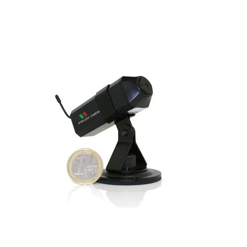 Camera CMOS 380 lignes sans-fli 2-4Ghz batterie intégrée