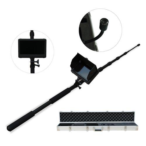 "Caméra inspection avec perche 5 mètres waterproof HD 1080 avec écran enregistreur 7"""