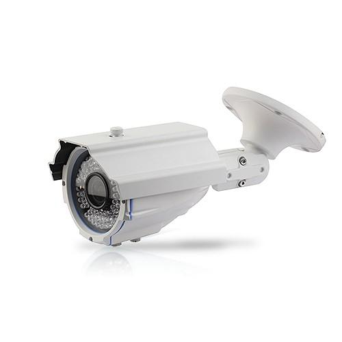 """Caméra exterieur waterproof 700 lignes 960H CCD 1/3"""" SONY Effio-A avec vision nocturne"""