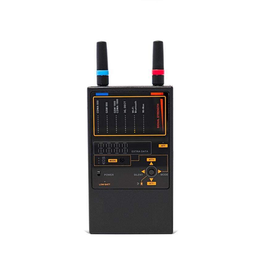 Détecteur de fréquence multi-canaux avec détection automatique du protocol