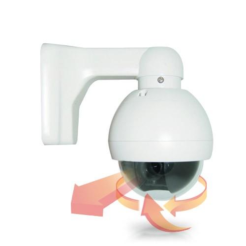 Caméra pilotable PTZ