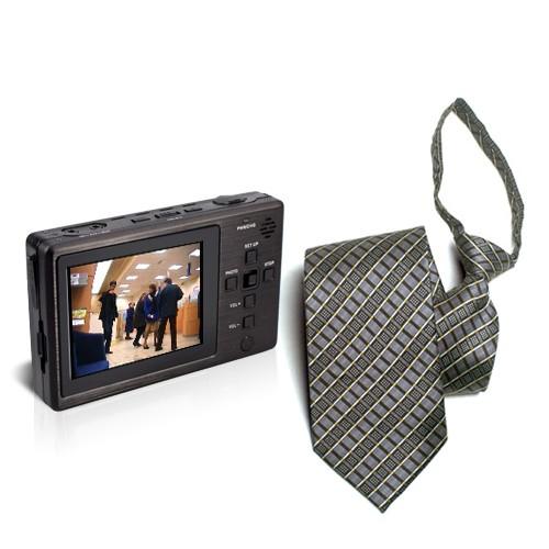 kit caméra cravate et dvr1000