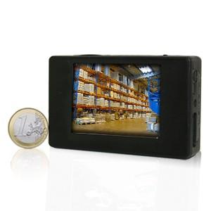Enregistreur 720 x 576 px sur carte SDHC avec détection de mouvement