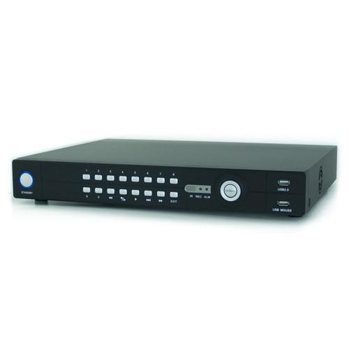 Enregistreur de vidéo surveillance 8 canaux 1 To avec accès sur smartphone et internet