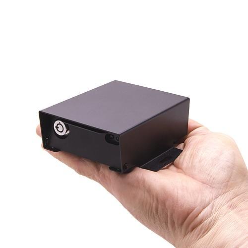 Enregistreur de vidéosurveillance 1 voie dans une boite noire sécurisée