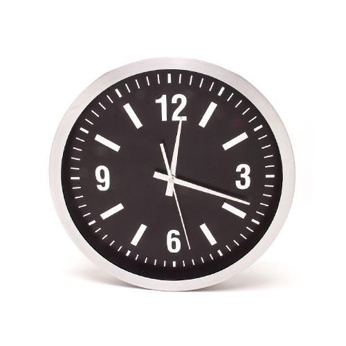 Horloge avec module enregistreur sur micro SDHC et caméra HD 1080P