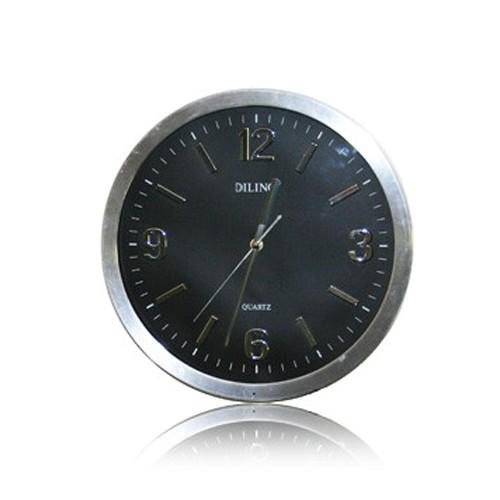 Horloge caméra 520 lignes 0.1 lux avec enregistrement sur carte SDHC 32Go incluse