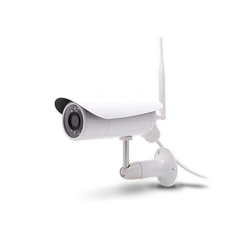 Caméra HD 1080P  IP P2P WiFI POE extérieure IP66 avec vision nocturne