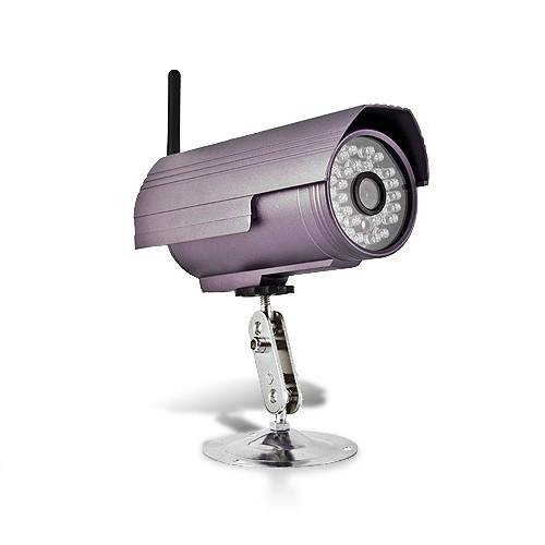 Caméra P2P extérieur HD 720P avec détection de mouvement