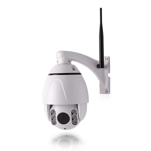 Caméra IP WiFi PTZ HD 1080P