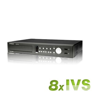 Enregistreur vidéo surveillance intelligent 8 canaux (8 dccs)