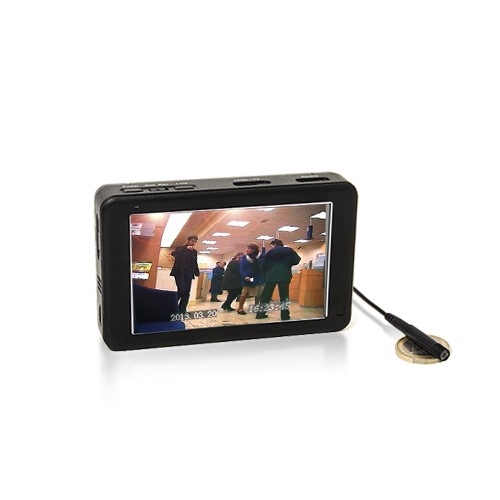 Kit micro enregistreur portable HD 1080p 360 Go avec caméra snake