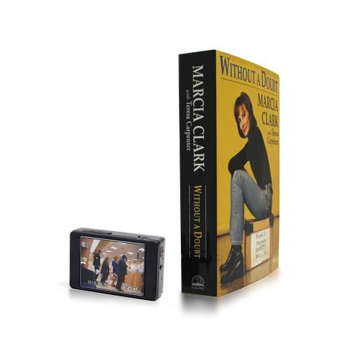 Kit caméra livre enregistreur audio vidéo longue autonomie