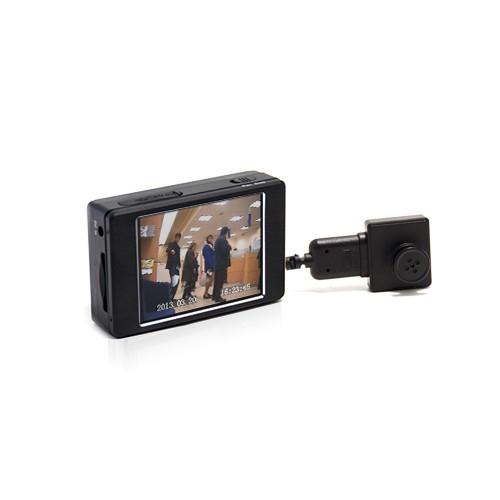 Kit micro caméra enregistreur professionnel HD