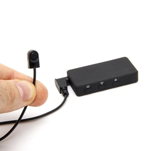 Micro enregistreur WiFi et nano caméra couleur 480 lignes TV
