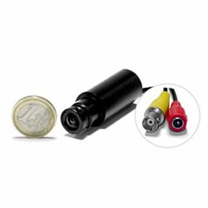 Micro caméra tube 1/3 CCD color 550 lignes 0,0005 lux