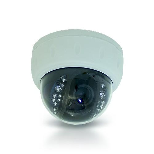 Caméra couleur dôme 420 lignes avec enregistreur et infrarouge