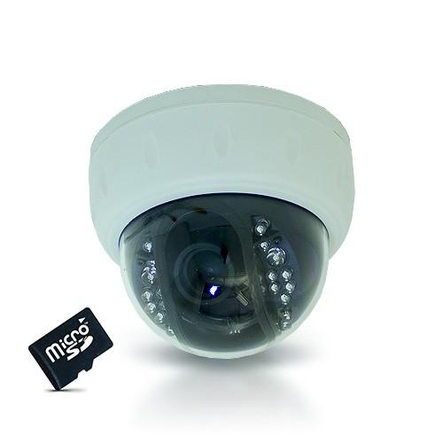 Caméra couleur dôme infrarouge 800 lignes