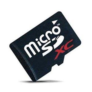 Carte micro SDXC 128Go