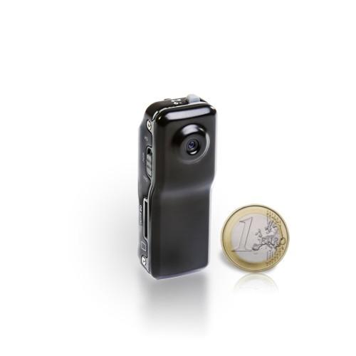 Micro enregistreur numérique caméra HD mémoire de 16Go